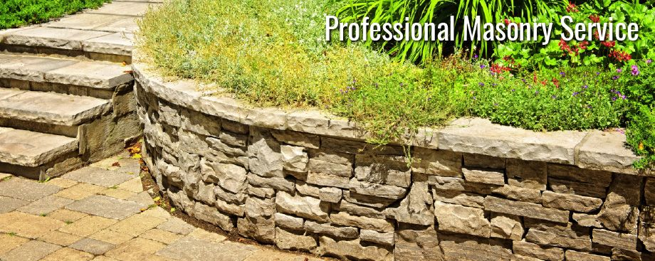 Professional Masonry Service - Brick & Stonework Repairs & Installations in London